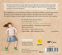 Kinderlieder Aus Deutschland Und Europa - Produktdetailbild 1