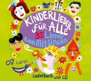 Kinderlieder Für Alle (Cd+Liederbuch), Traditional