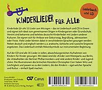 Kinderlieder Für Alle (Cd+Liederbuch) - Produktdetailbild 1