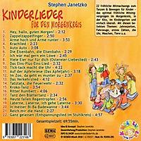 Kinderlieder Für Den Morgenkreis - Produktdetailbild 1