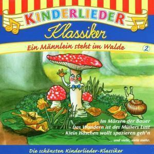 Kinderlieder Klassiker Vol.2, Diverse Interpreten