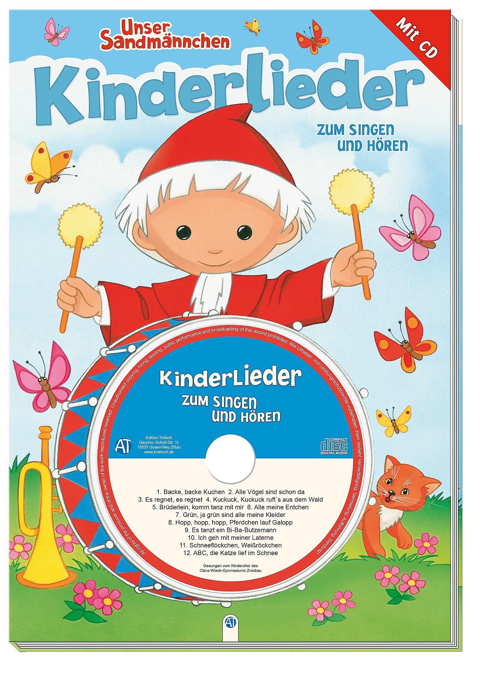 Kinderlieder Zum Singen Und Horen M Audio Cd Buch Weltbild Ch