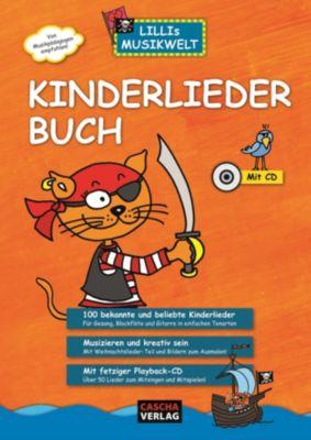 Kinderliederbuch, mit CD