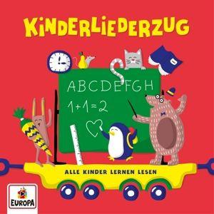 Kinderliederzug-Alle Kinder Lernen Lesen, Felix & die Kita-Kids Lena