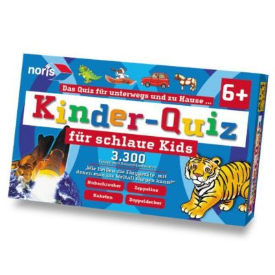 kinderquiz f r schlaue kids kinderspiel 6. Black Bedroom Furniture Sets. Home Design Ideas