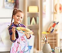 """Kinderschürze """"Einhorn"""" zum Malen und Basteln - Produktdetailbild 1"""