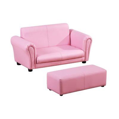 Kindersofa (Farbe: rosa)