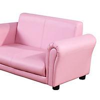 Kindersofa (Farbe: rosa) - Produktdetailbild 6
