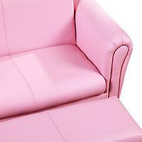 Kindersofa (Farbe: rosa) - Produktdetailbild 7
