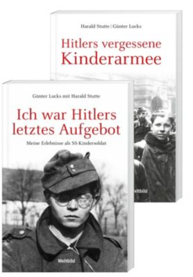 Kindersoldaten 2er Package, Günter Lucks, Harald Stutte
