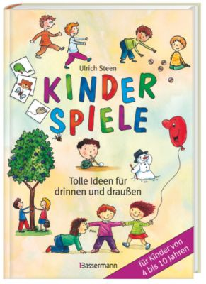 kinderspiele buch von ulrich steen bei bestellen. Black Bedroom Furniture Sets. Home Design Ideas