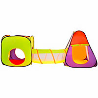Kinderzelt mit Tunnel - Produktdetailbild 1