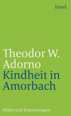Kindheit in Amorbach, Theodor W. Adorno