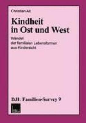 Kindheit in Ost und West, Christian Alt