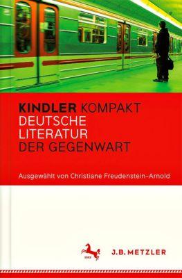 Kindler Kompakt: Deutsche Literatur der Gegenwart -  pdf epub