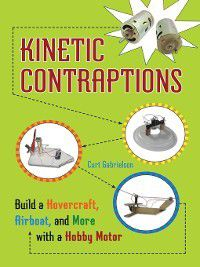 Kinetic Contraptions, Curt Gabrielson