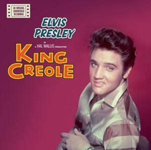 King Creole + Loving You + 11 Bonus, Elvis Presley