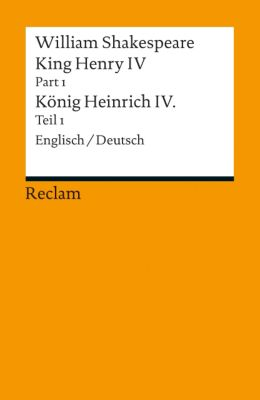 King Henry IV / Heinrich IV. - William Shakespeare |