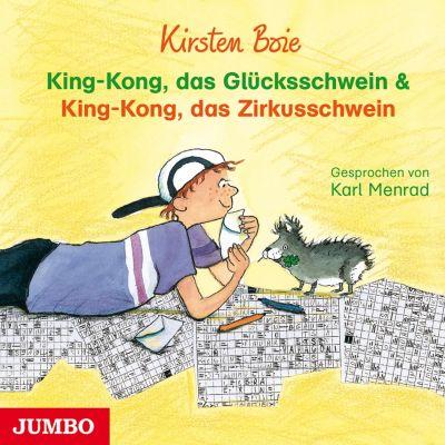 King-Kong, das Glücksschwein & King-Kong, das Zirkusschwein, Kirsten Boie