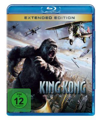 King Kong - Kinoversion + Extended Version, Fran Walsh, Philippa Boyens, Peter Jackson, Merian C. Cooper, Edgar Wallace