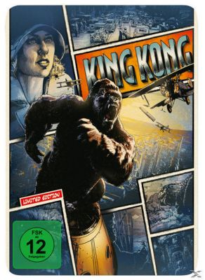 King Kong Steelcase Edition, Fran Walsh, Philippa Boyens, Peter Jackson, Merian C. Cooper, Edgar Wallace