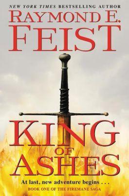 King of Ashes, Raymond E. Feist
