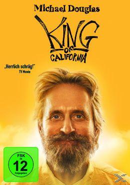 King of California, DVD