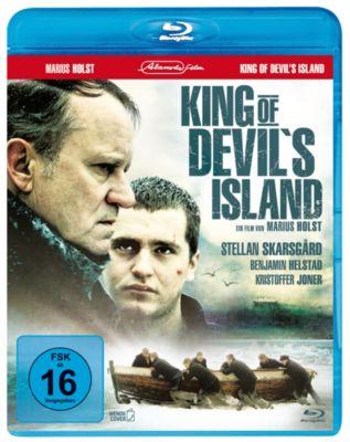 King of Devil's Island, Mette M. Bølstad, Lars Saabye Christensen, Dennis Magnusson, Eric Schmid