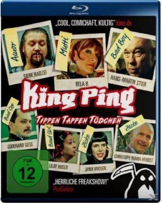 King Ping - Tippen Tappen Tödchen, Dirk Michael Häger