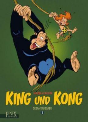 King und Kong Gesamtausgabe, Luc Mazel, Raoul Cauvin