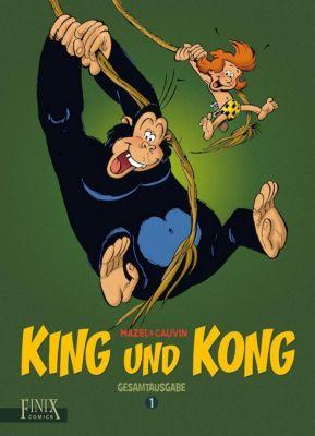 King und Kong Gesamtausgabe