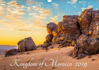 Kingdom of Morocco 2019 (Wall Calendar 2019 DIN A3 Landscape), ANNA WILCZYNSKA