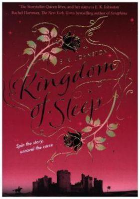Kingdom of Sleep, E. K. Johnston