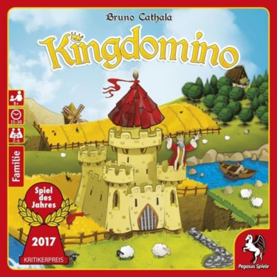 Kingdomino (Spiel), Bruno Cathala