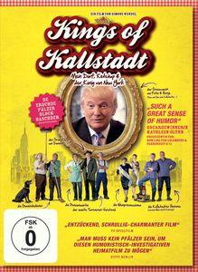 Kings of Kallstadt, Mario Conte, Simone Wendel