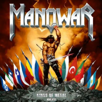 Kings Of Metal Mmxiv (Silver E, Manowar