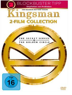 Kingsman 1 & 2