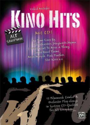 Kino Hits für Alt-Saxophon, m. 1 Audio-CD, Vahid Matejko