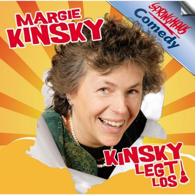 Kinsky legt los!, Margie Kinsky