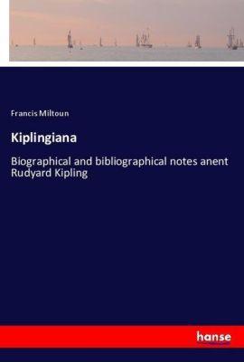 Kiplingiana, Francis Miltoun