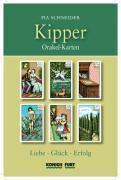Kipper Orakel-Karten, m. Wahrsagekarten, Pia Schneider