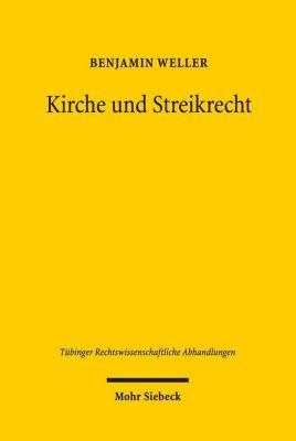 Kirche und Streikrecht, Benjamin Weller
