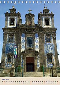 Kirchen in Portugal (Tischkalender 2019 DIN A5 hoch) - Produktdetailbild 6