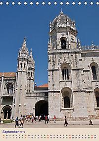 Kirchen in Portugal (Tischkalender 2019 DIN A5 hoch) - Produktdetailbild 9