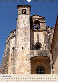 Kirchen in Portugal (Wandkalender 2019 DIN A3 hoch) - Produktdetailbild 1