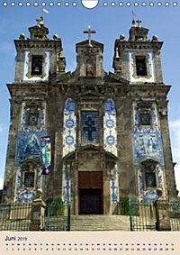 Kirchen in Portugal (Wandkalender 2019 DIN A4 hoch) - Produktdetailbild 6