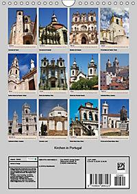 Kirchen in Portugal (Wandkalender 2019 DIN A4 hoch) - Produktdetailbild 13