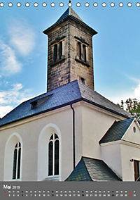 Kirchen und Klöster deutsche Kleinode (Tischkalender 2019 DIN A5 hoch) - Produktdetailbild 5