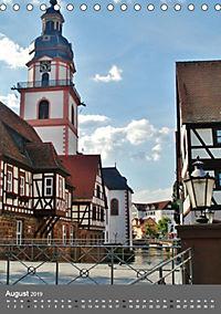 Kirchen und Klöster deutsche Kleinode (Tischkalender 2019 DIN A5 hoch) - Produktdetailbild 8