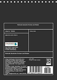 Kirchen und Klöster deutsche Kleinode (Tischkalender 2019 DIN A5 hoch) - Produktdetailbild 13